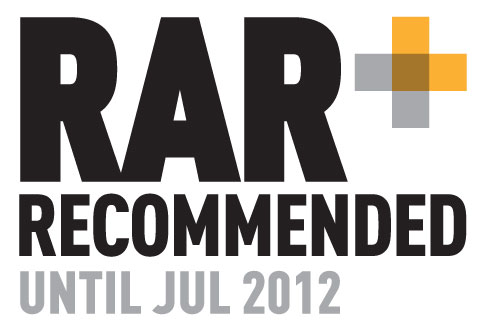 RAR Certified Agency Dawson Design